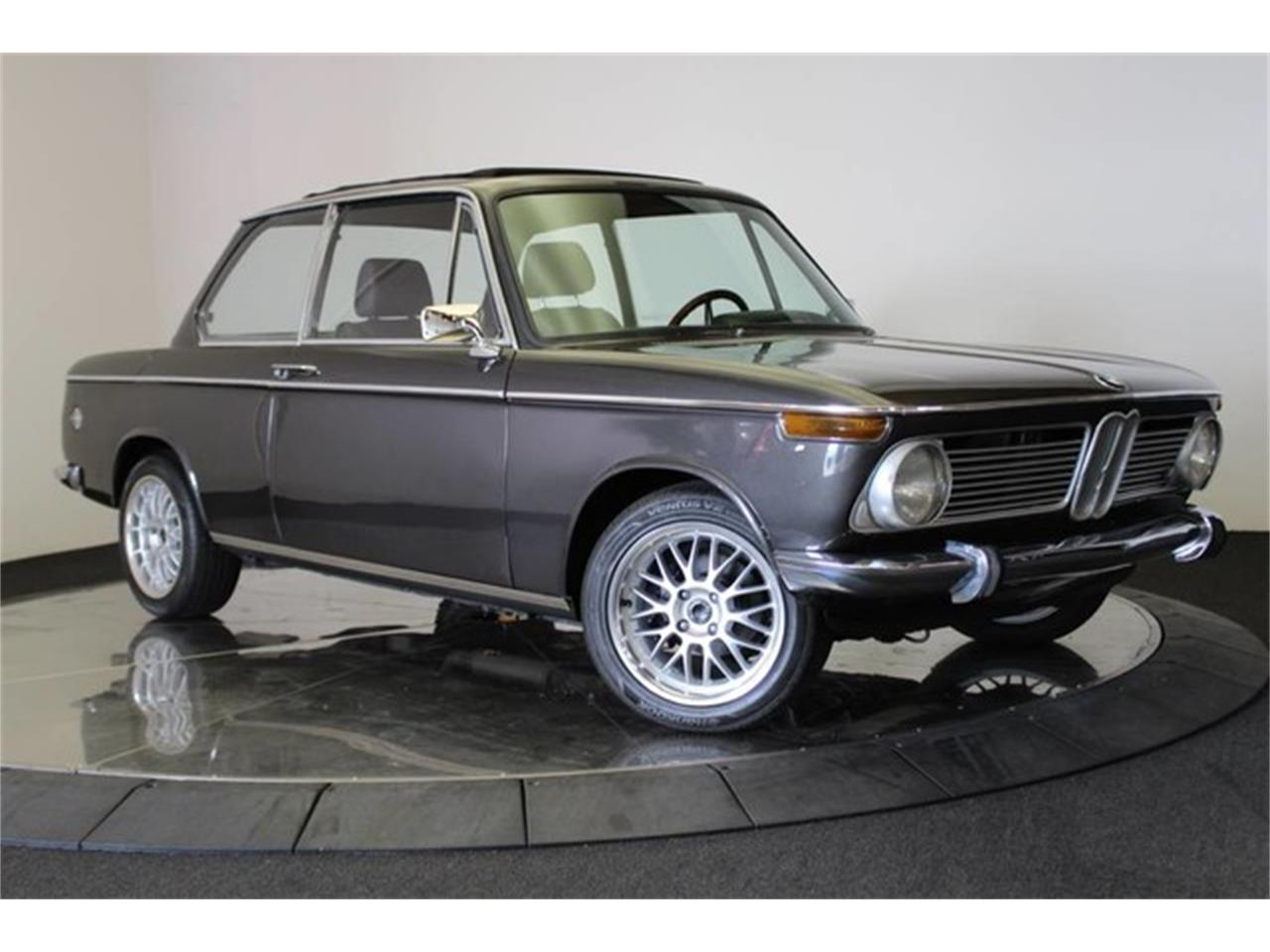 Bmw 2002 For Sale >> 1968 Bmw 2002 For Sale Classiccars Com Cc 939944
