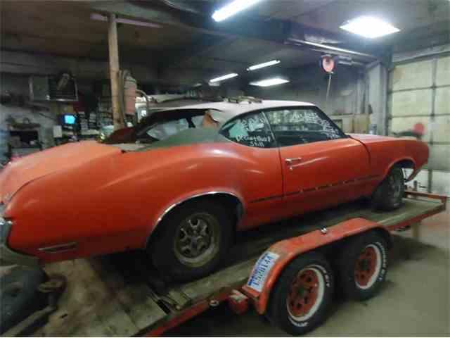 Picture of 1971 Cutlass Supreme located in Michigan - $1,300.00 - K59Q