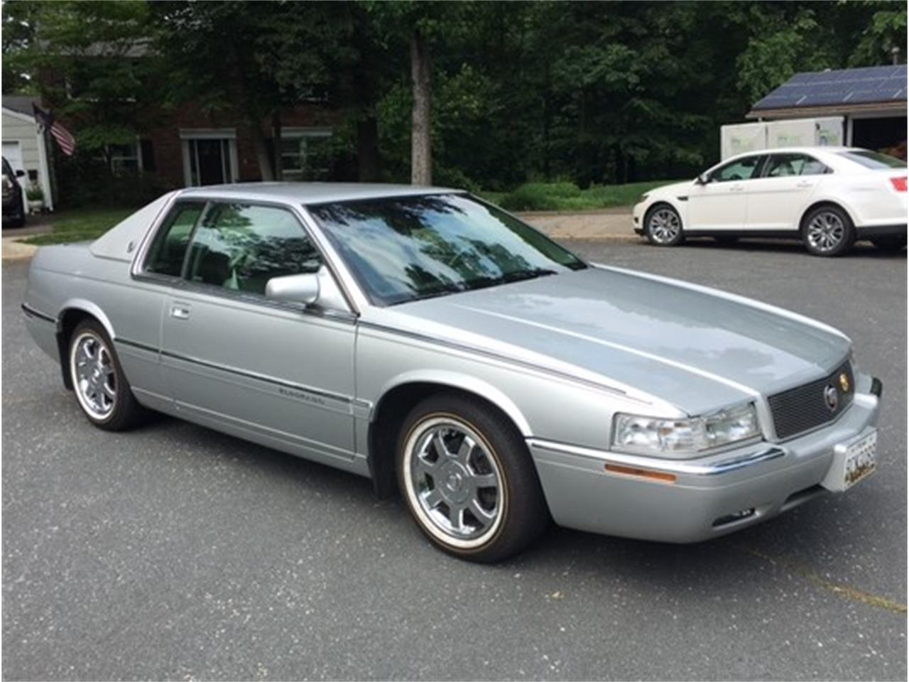 Large Picture Of 1999 Cadillac Eldorado
