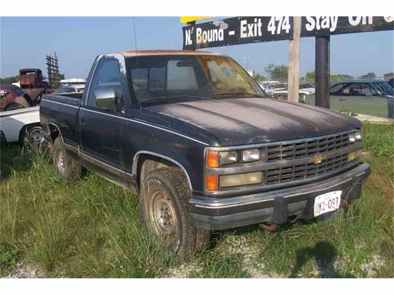 Large Picture of '88 Pickup - K5B2