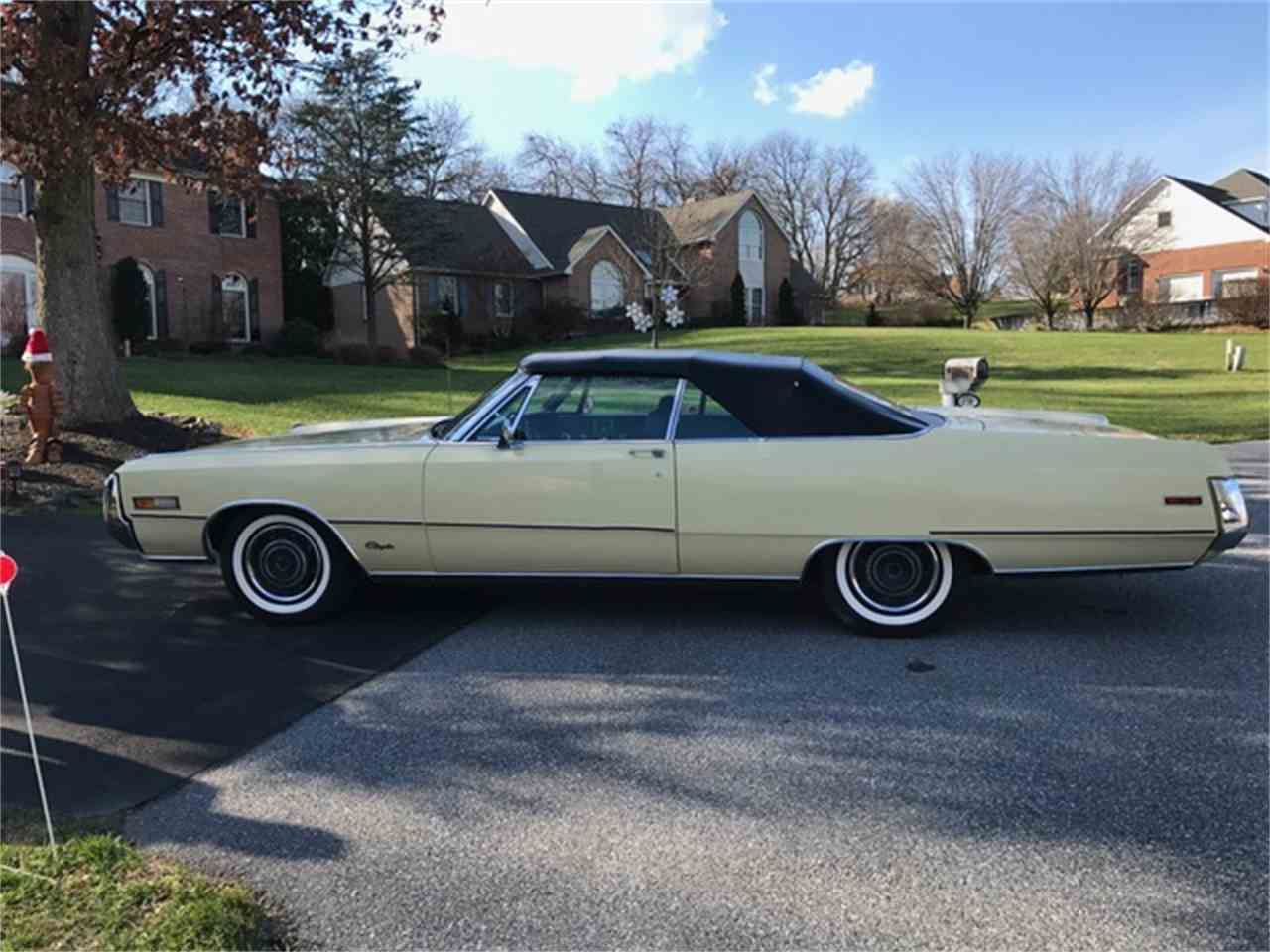 Large Picture of Classic '70 Chrysler 300 located in Delaware - $20,000.00 Offered by a Private Seller - K5B3