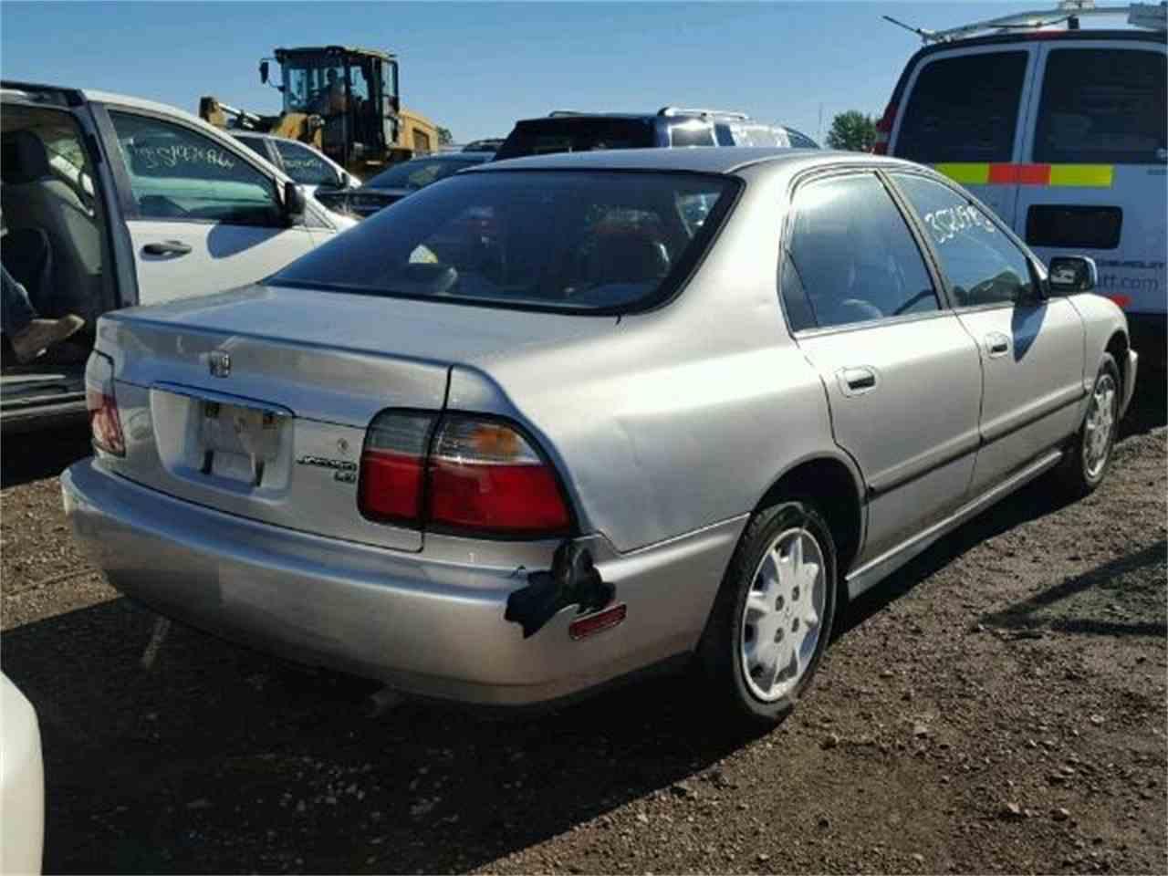 Honda honda accord 1996 : 1996 Honda Accord for Sale | ClassicCars.com | CC-941230