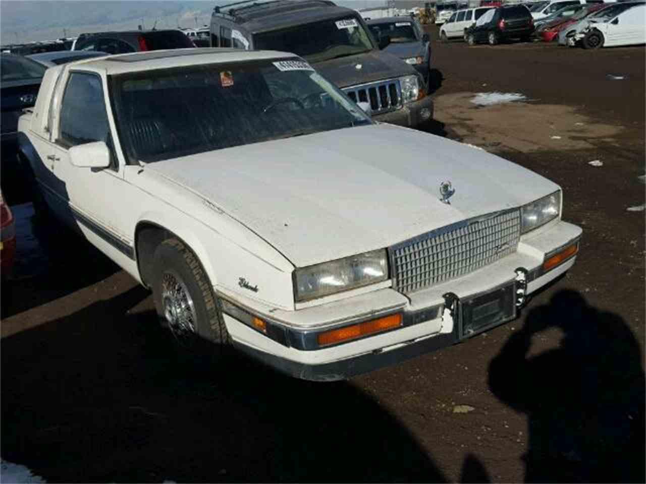 1986 Cadillac Eldorado for Sale | ClicCars.com | CC-941248