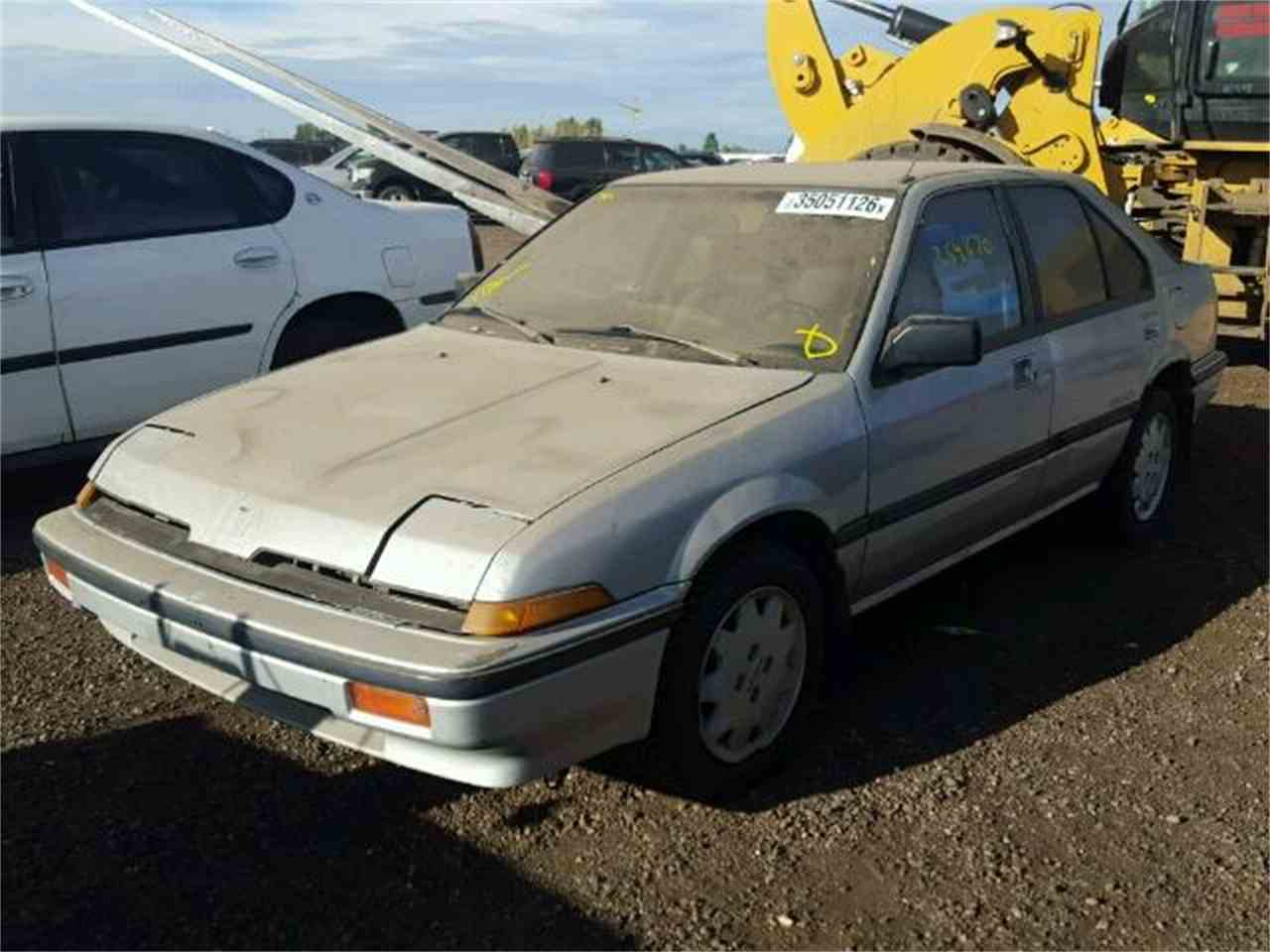 1987 acura integra for sale classiccars cc 941516 large picture of 87 integra k6h8 sciox Image collections