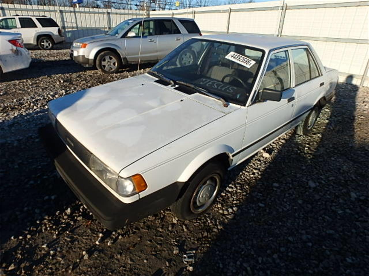 1989 Nissan Sentra For Sale Classiccars Com Cc 941641