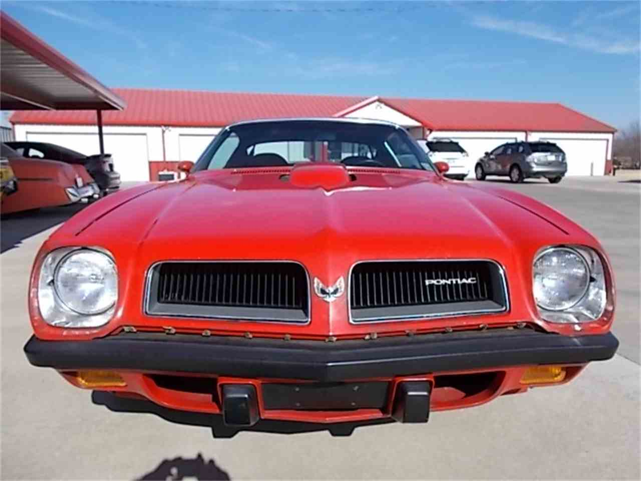 Large Picture of '74 Firebird Trans Am - K6UG