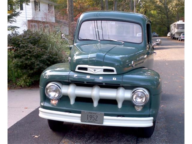 Picture of 1952 Ford F3 located in Maryland Offered by a Private Seller - K5HB