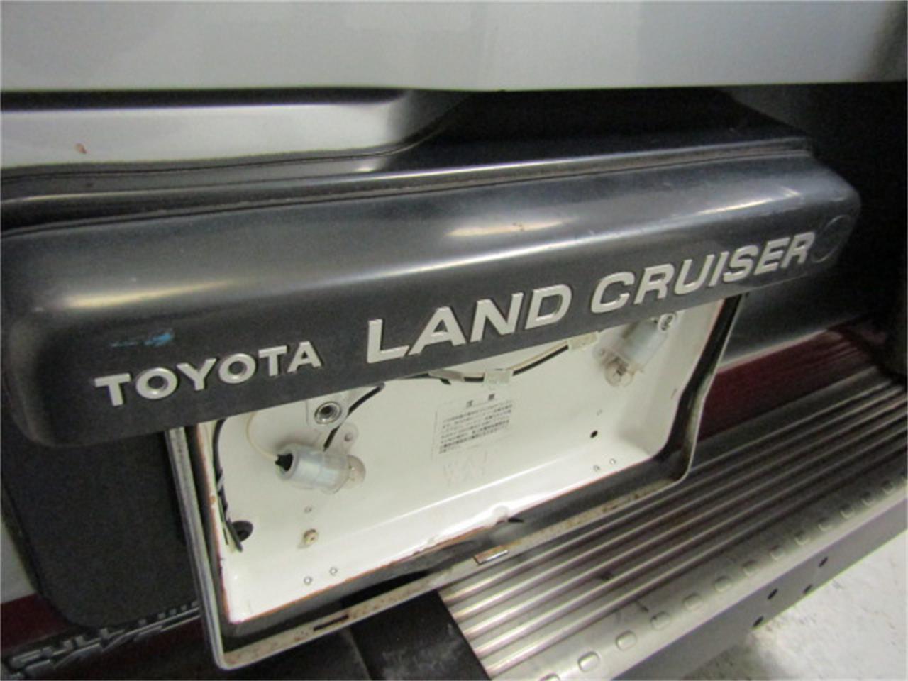 Large Picture of '90 Land Cruiser FJ - K72K