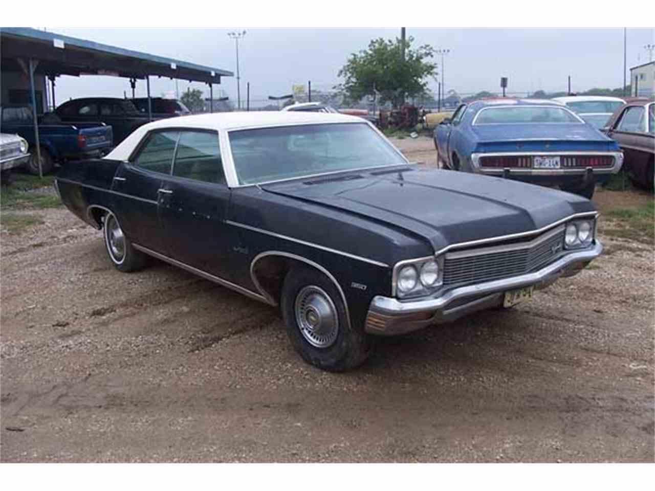 1970 Chevrolet Impala for Sale | ClicCars.com | CC-940023