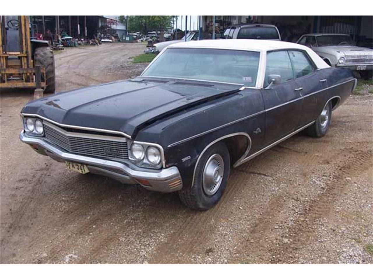 Large Picture of '70 Impala - K5BR