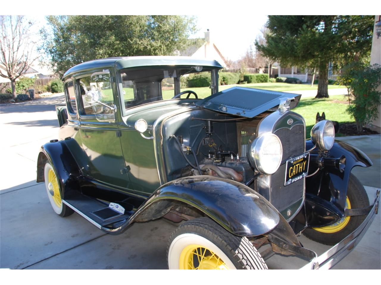 Large Picture of '31 Model A - K782