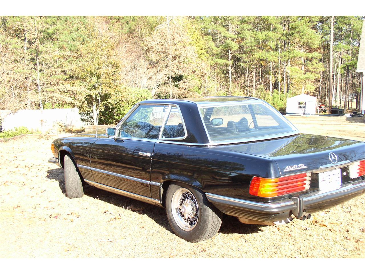 Large Picture of '73 Mercedes-Benz 450SL located in Georgia - $8,500.00 Offered by a Private Seller - K783