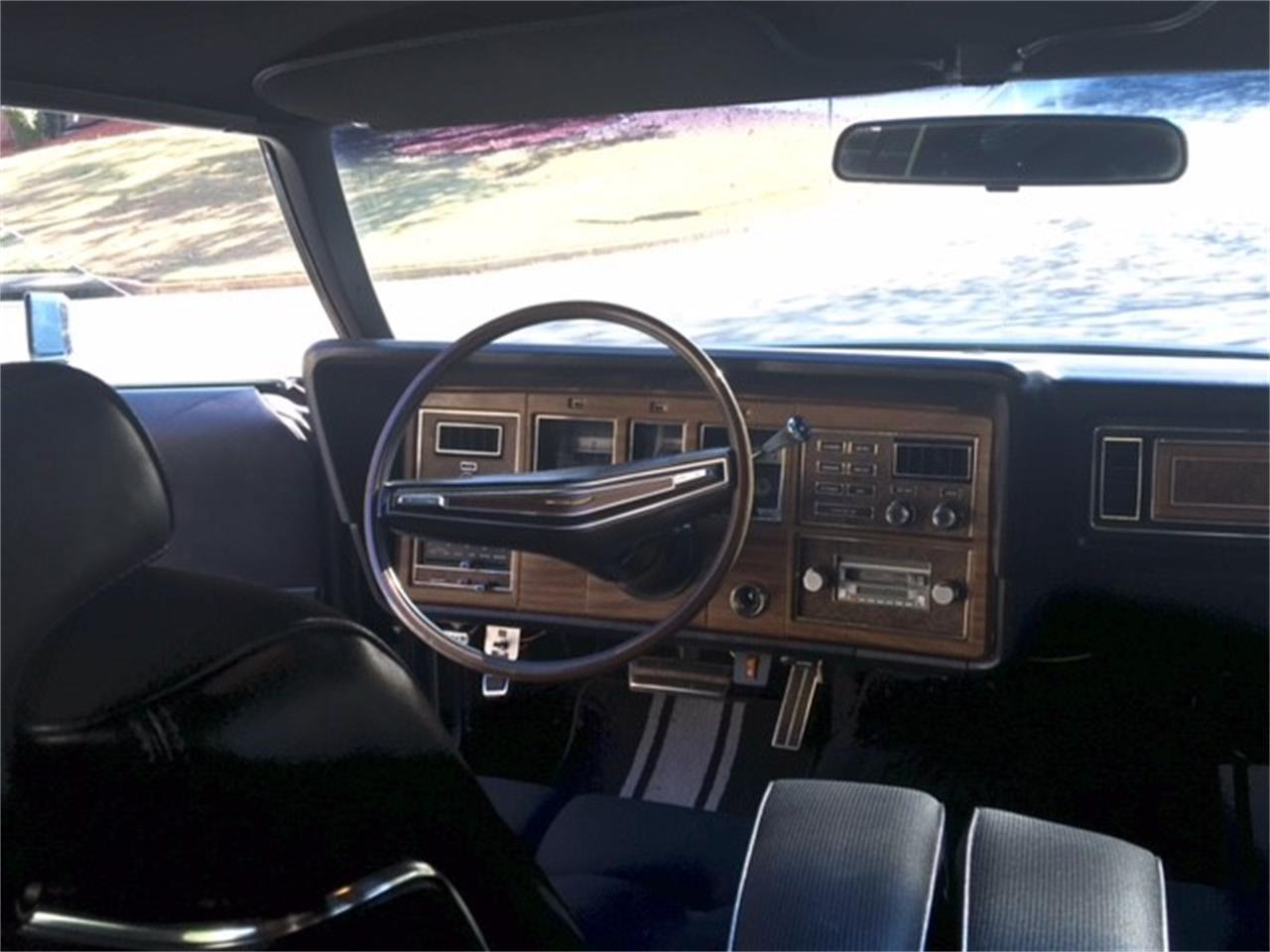 Large Picture of '73 Continental Mark IV - K79B