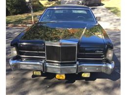 Picture of '73 Continental Mark IV - K79B