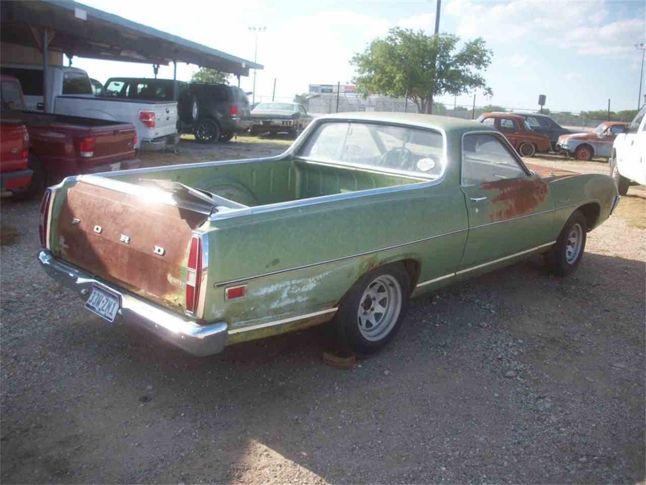 Large Picture of '71 Ranchero - K5BU