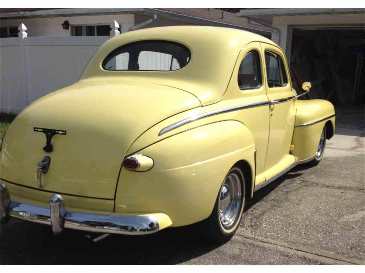 1948 Ford Coupe For Sale Cc 942680 Mustang Large Picture Of 48 K7dk