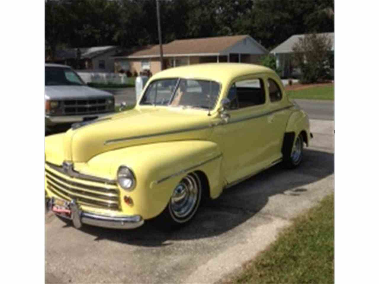 Large Picture of '48 Coupe - K7DK