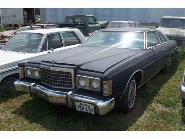 Picture of '78 LTD - K5BV
