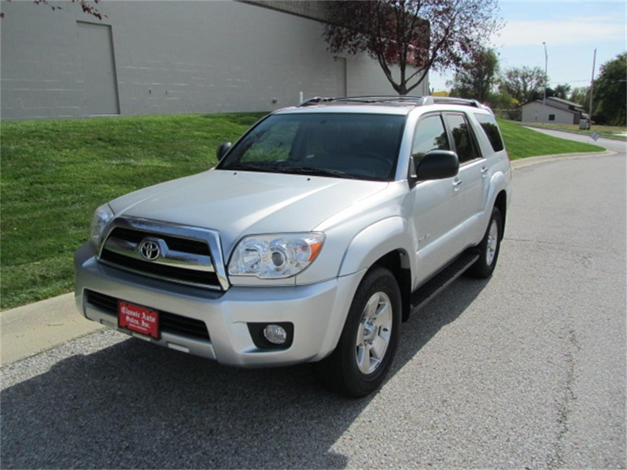 Large Picture of '08 4Runner  SR-5 Sport 4X4 - K7E6