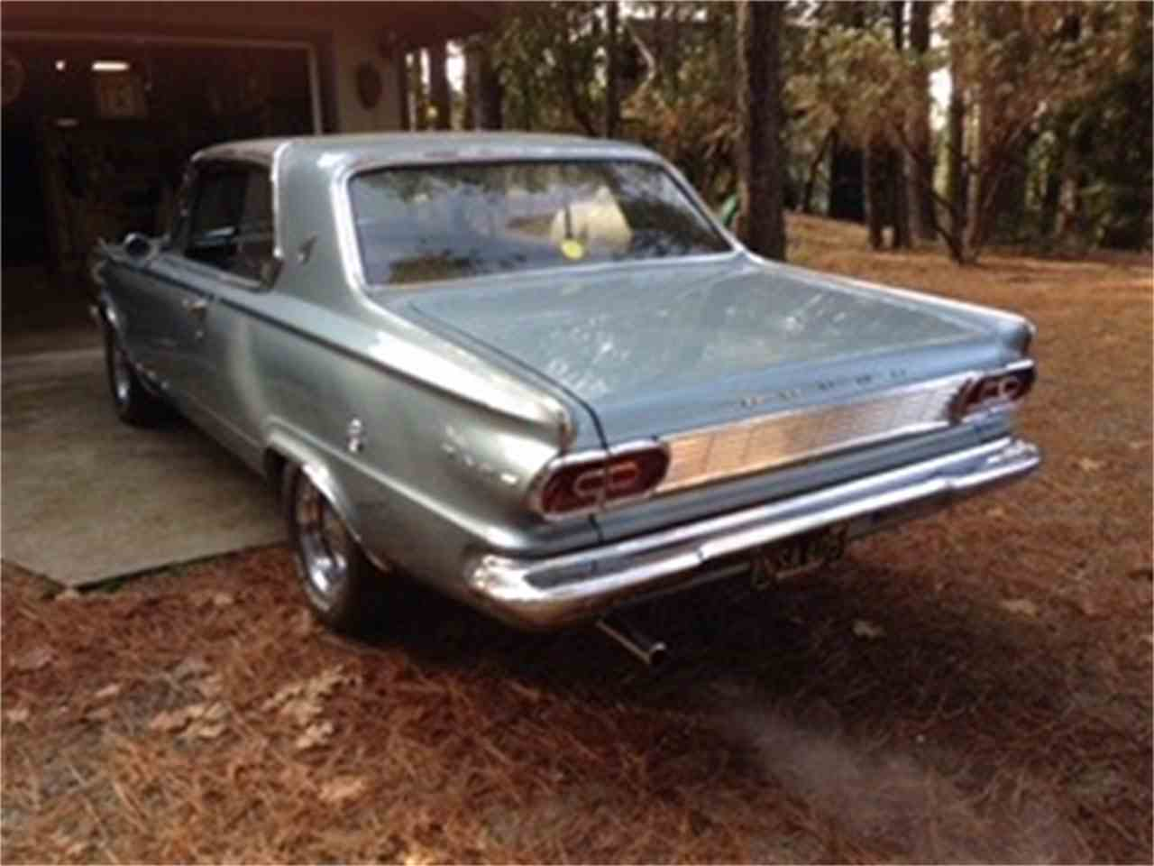 Large Picture of '65 Dart - K7ED