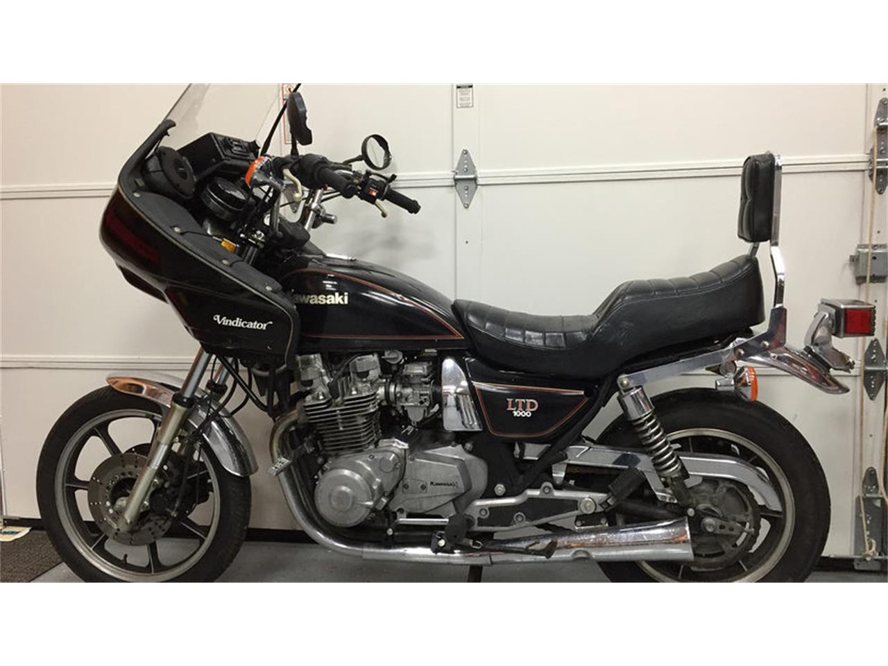 1981 Kawasaki LTD 1000 for Sale | ClassicCars com | CC-940283
