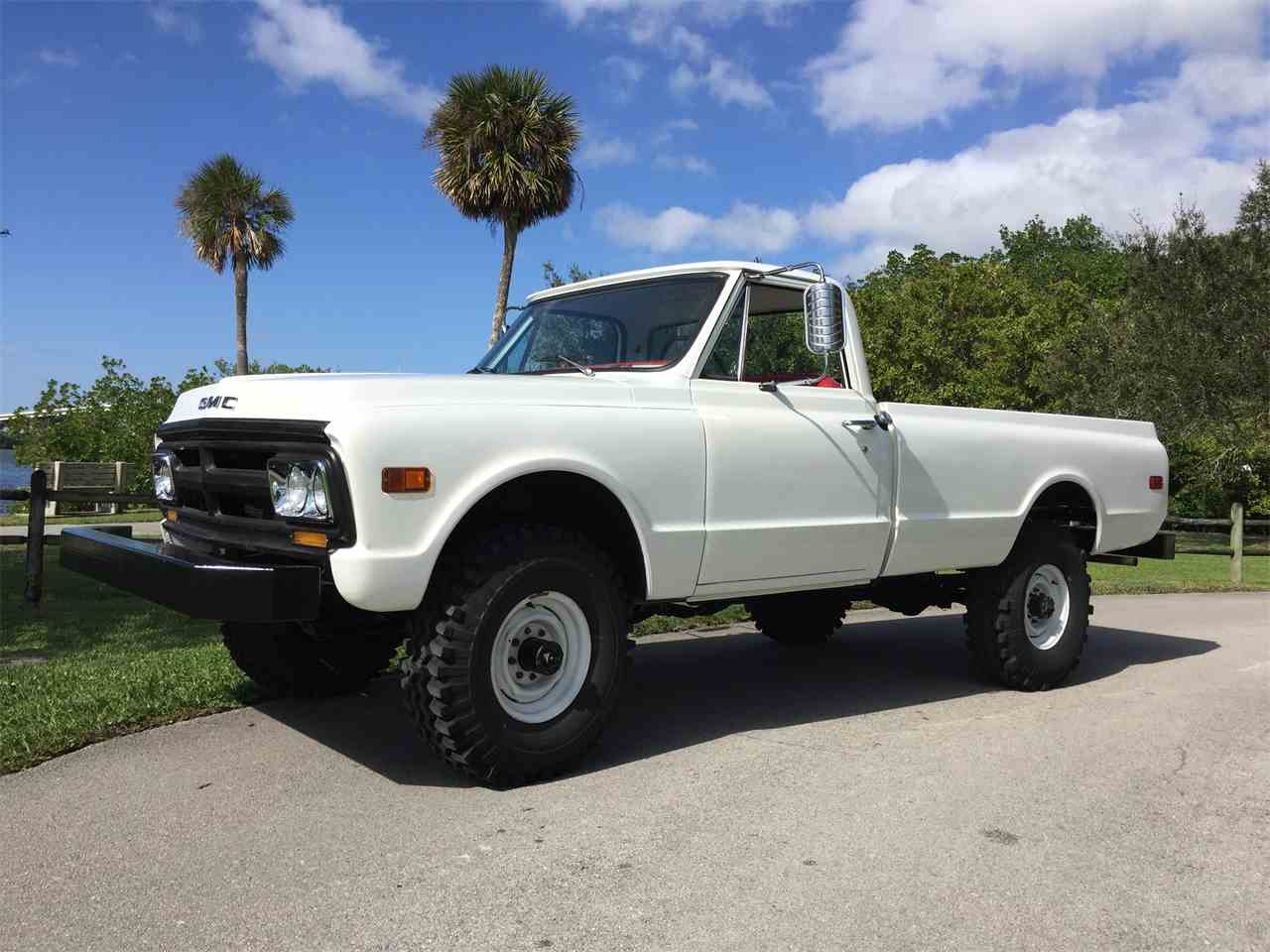 Gmc Truck For Sale >> 1969 Gmc Truck For Sale Classiccars Com Cc 943178