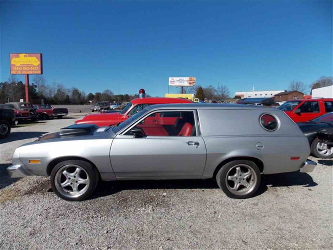 Large Picture of '78 Pinto - K7SH