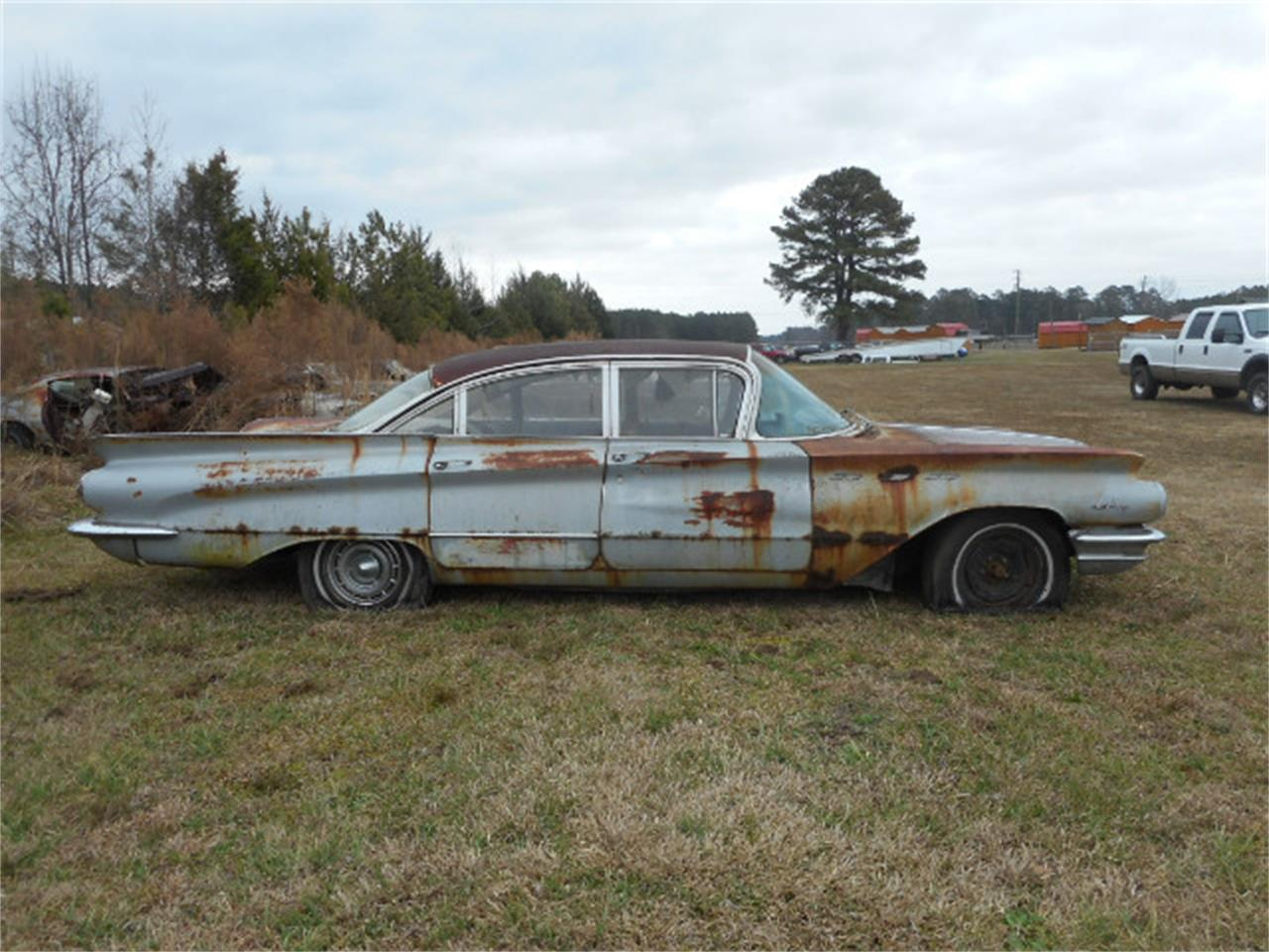 Large Picture of '60 LeSabre - K7TS