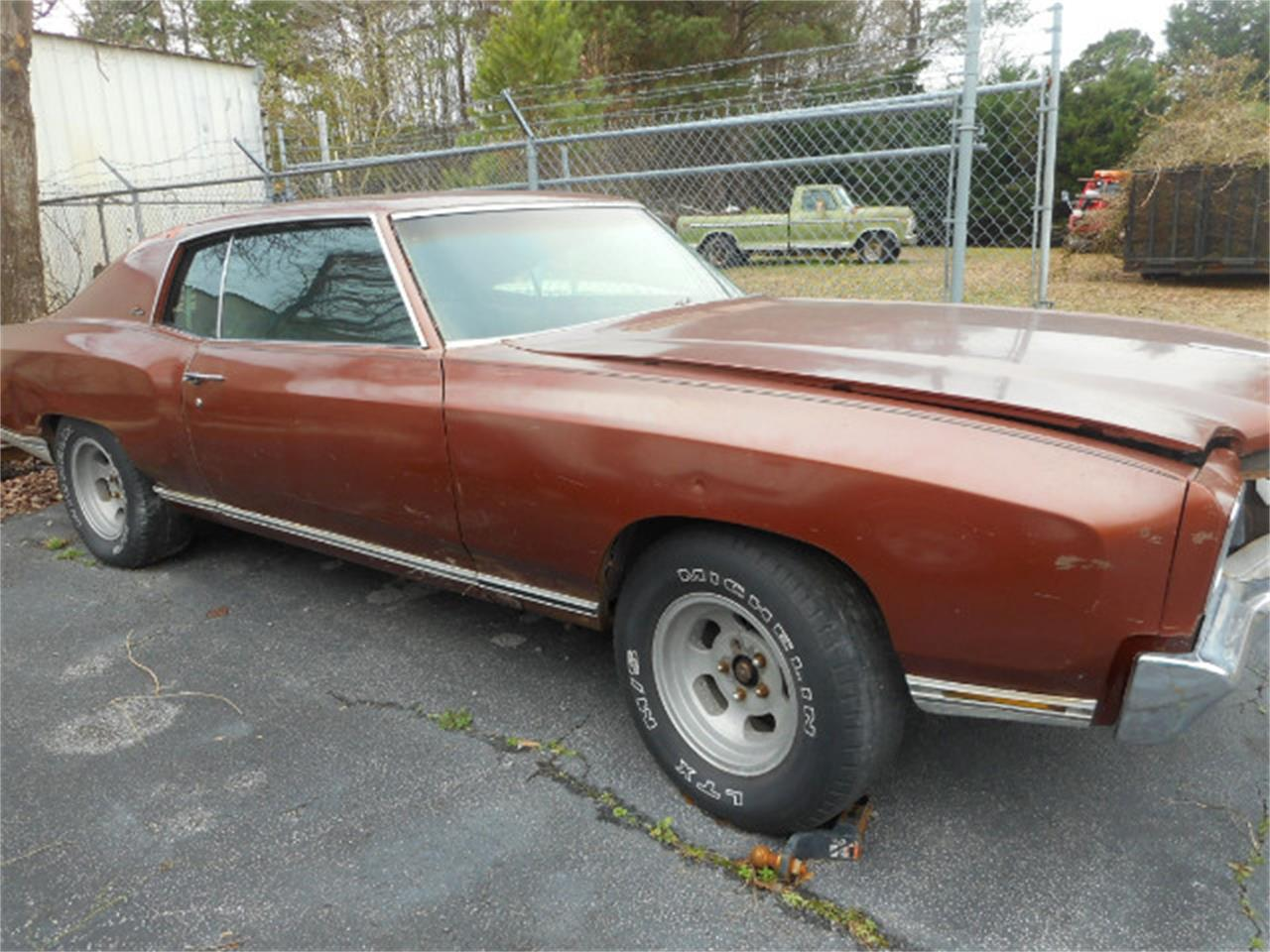 Large Picture of Classic 1971 Chevrolet Monte Carlo located in North Carolina - K7TU