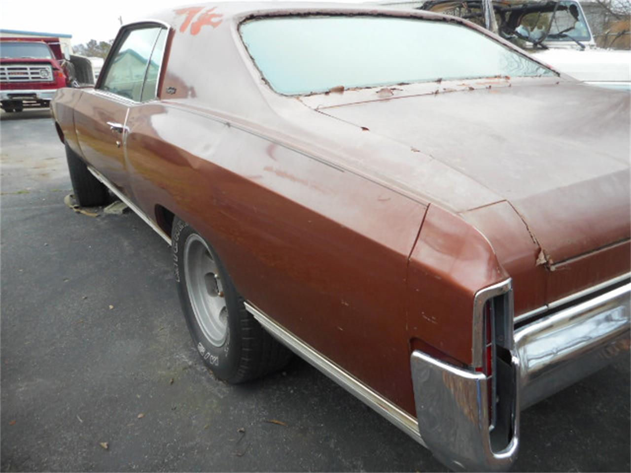 Large Picture of '71 Chevrolet Monte Carlo located in North Carolina - K7TU