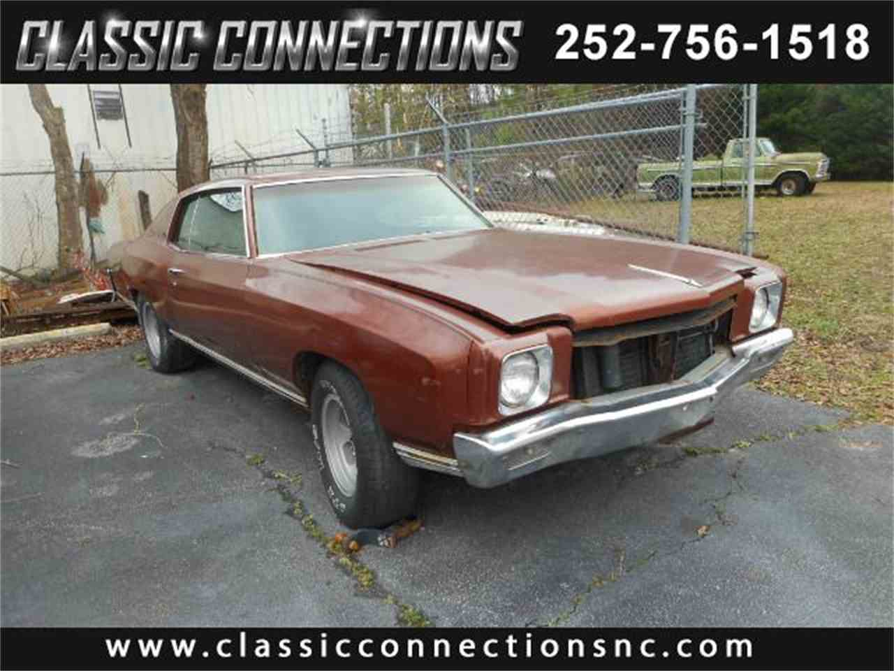 Large Picture of '71 Monte Carlo - K7TU