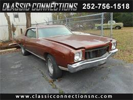 Picture of Classic 1971 Chevrolet Monte Carlo located in North Carolina - $2,000.00 - K7TU