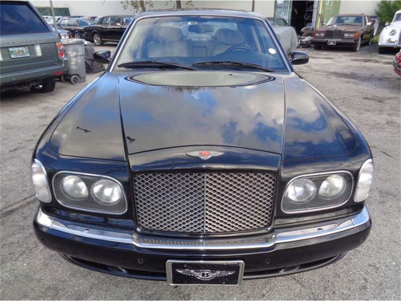 Large Picture of '00 Arnage - K7U3