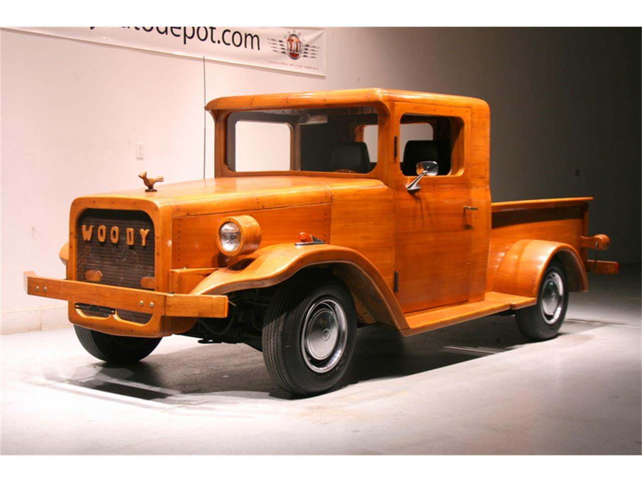 Large Picture of '33 Pickup - K7VF