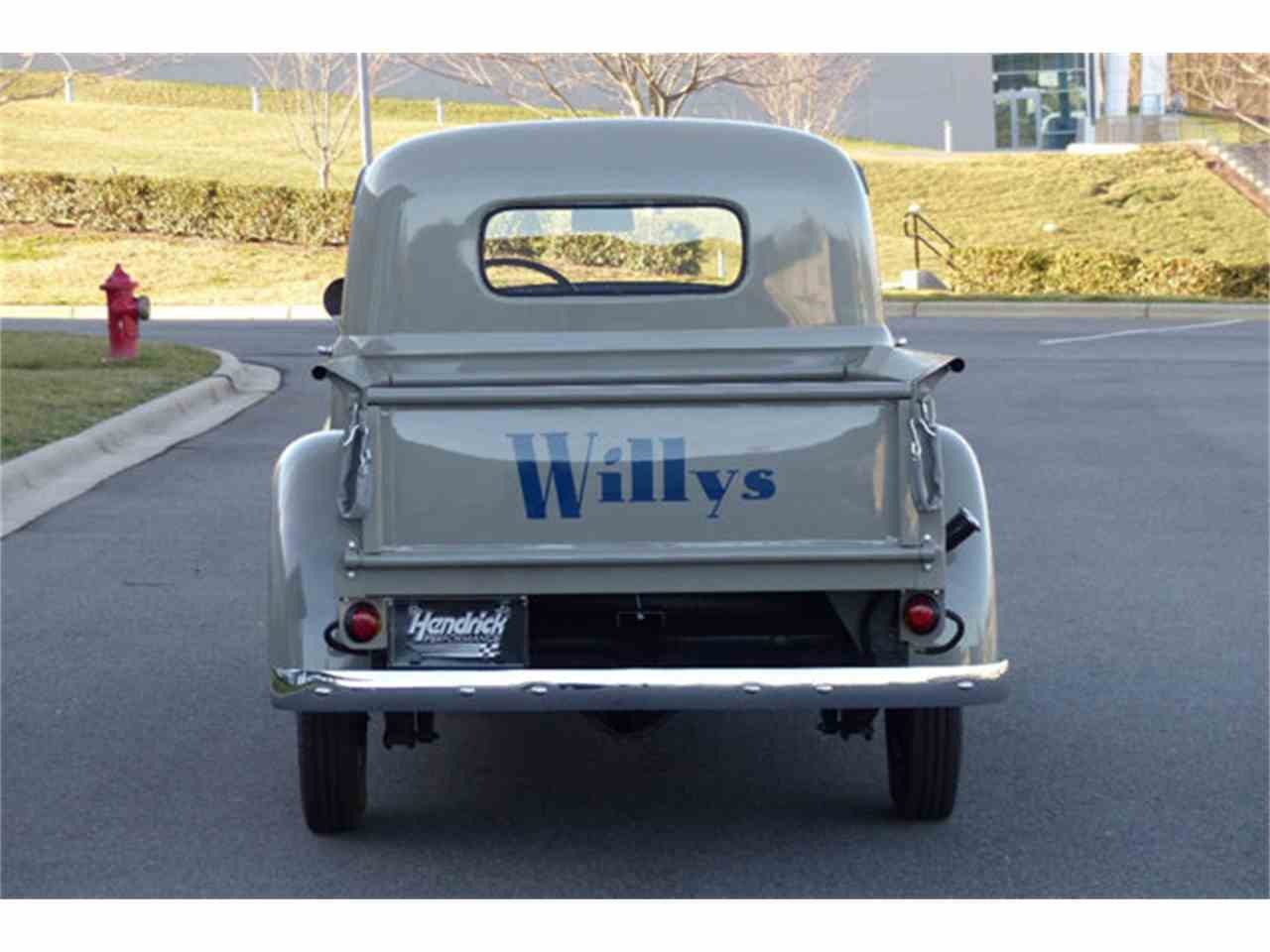 Large Picture of Classic 1940 Willys-Overland Jeepster located in Charlotte North Carolina - $45,990.00 - K7W7