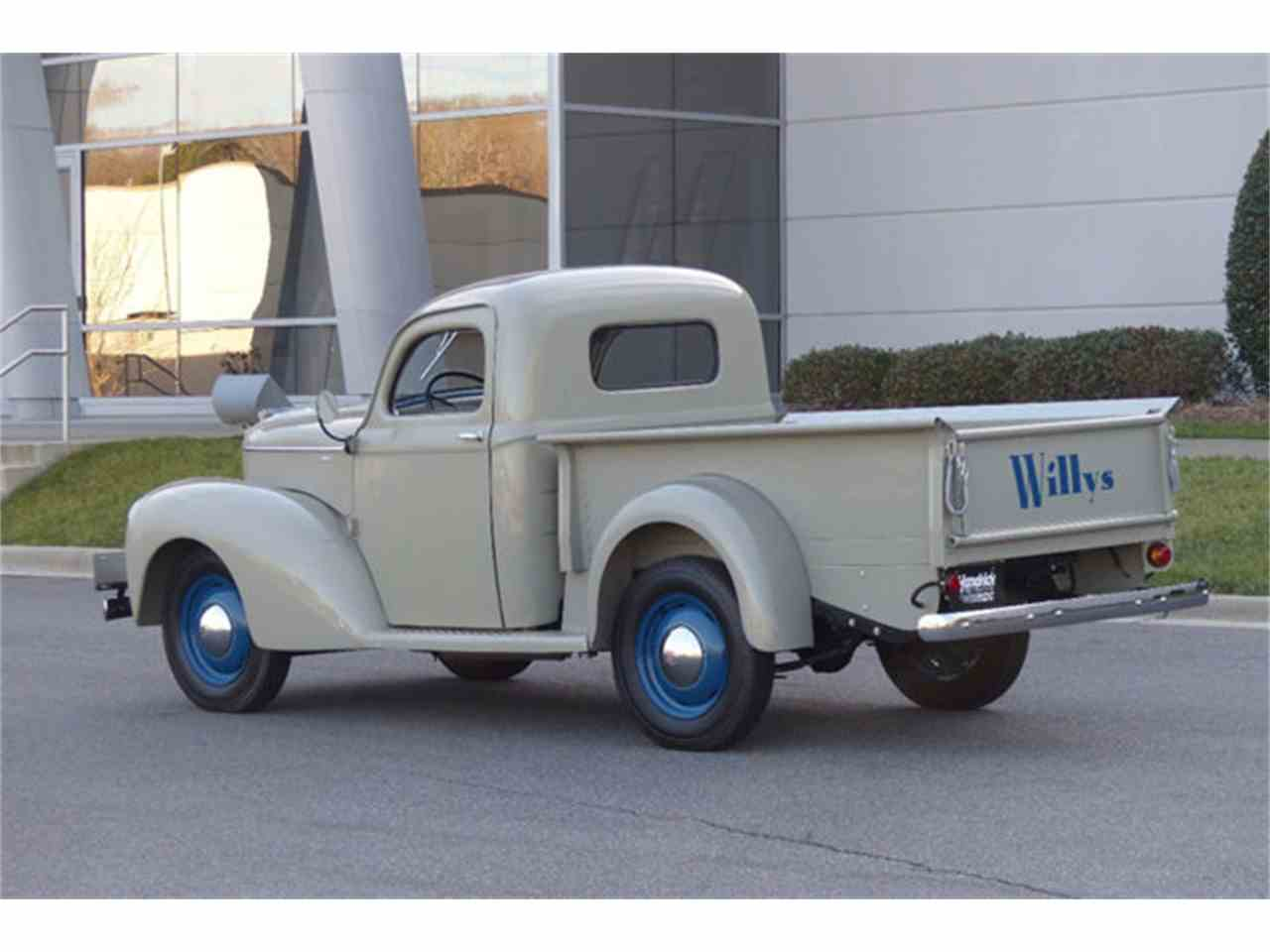 Large Picture of Classic '40 Willys-Overland Jeepster - K7W7