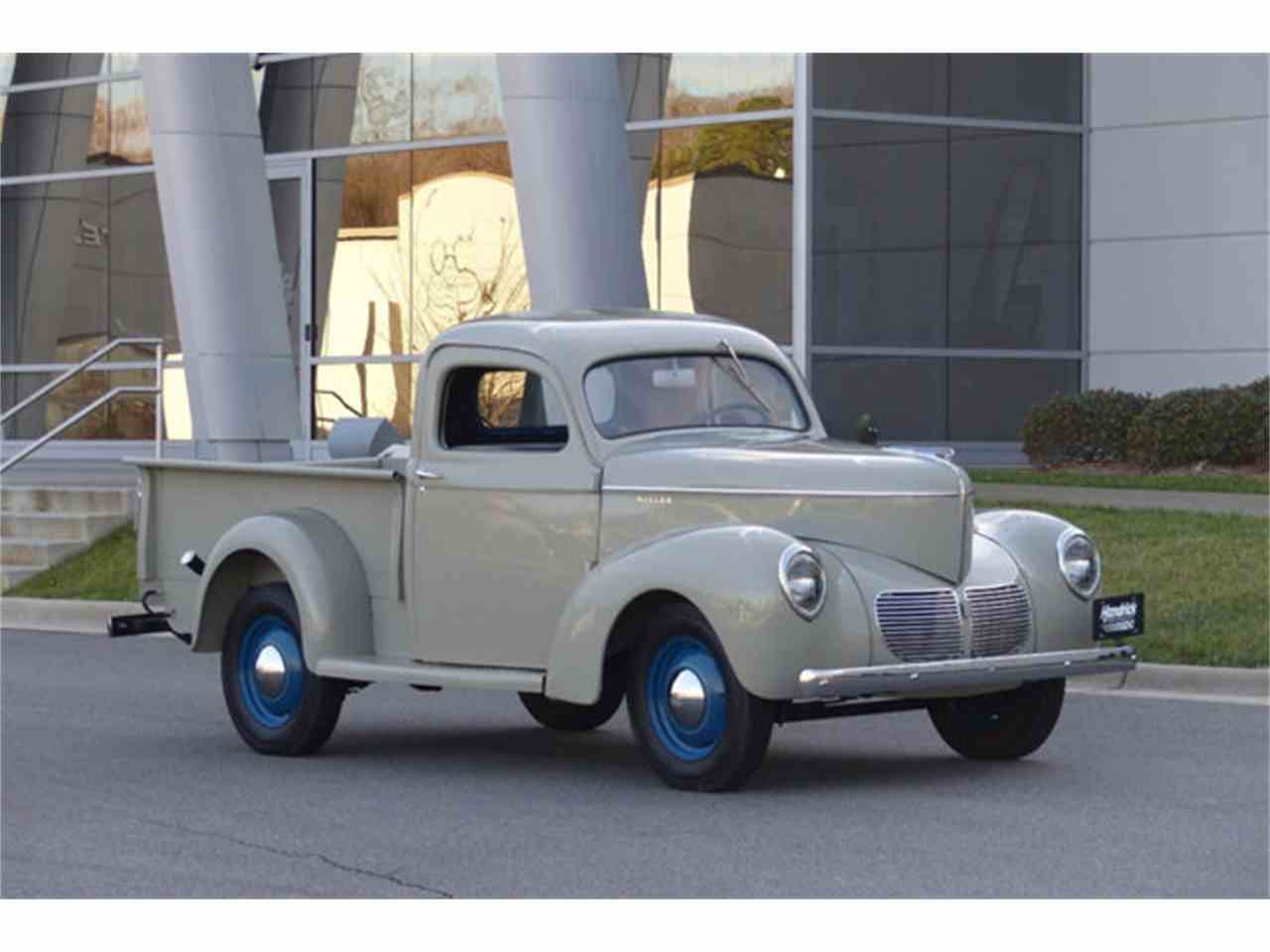 Large Picture of '40 Jeepster located in North Carolina - K7W7