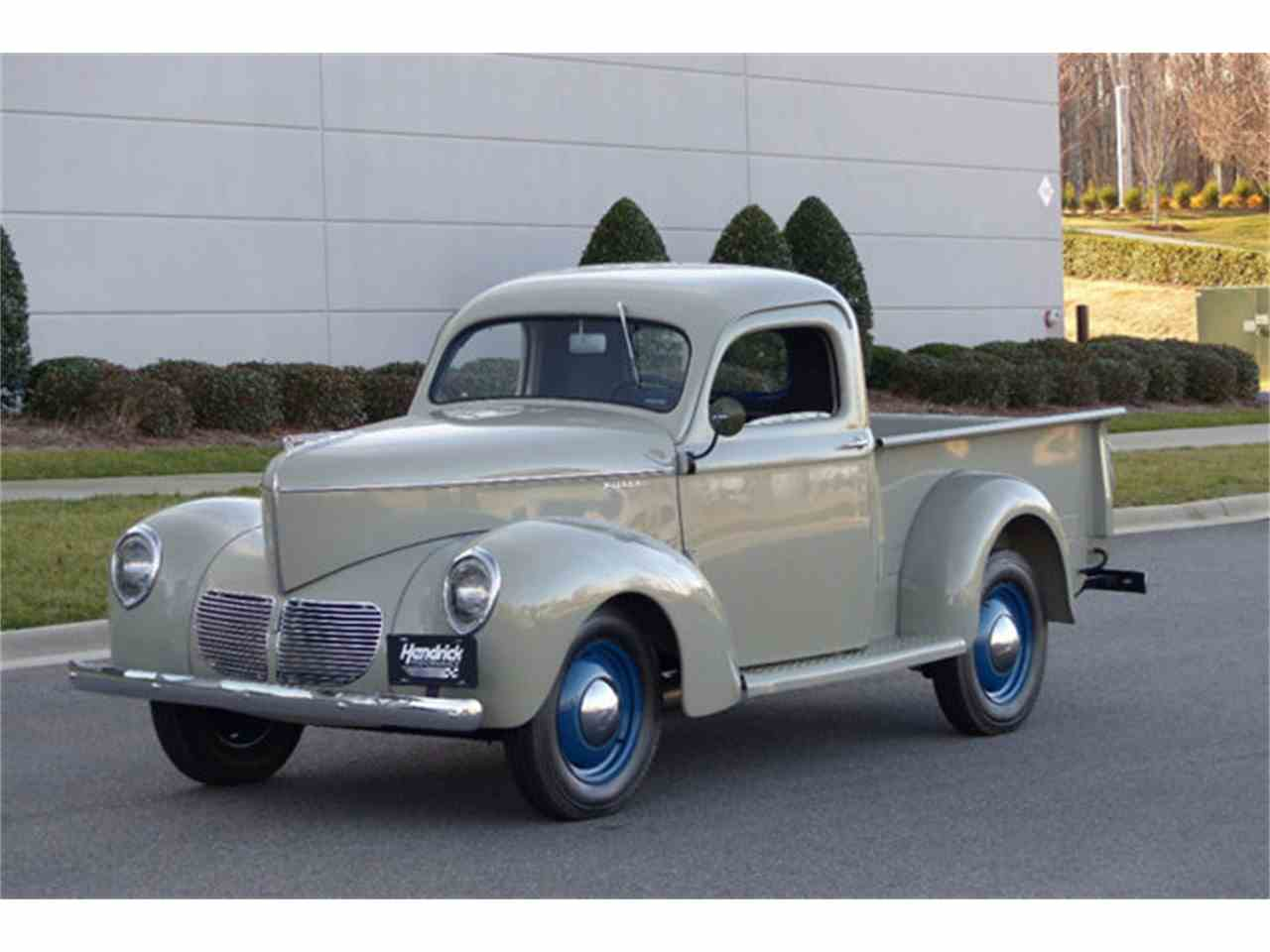 Large Picture of Classic 1940 Willys-Overland Jeepster located in Charlotte North Carolina Offered by Hendrick Performance - K7W7