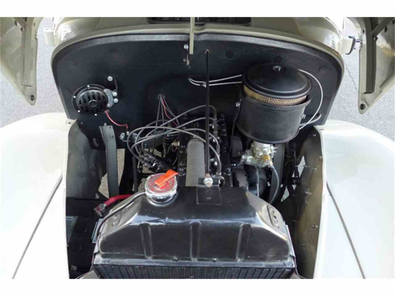 Large Picture of Classic '40 Willys-Overland Jeepster Offered by Hendrick Performance - K7W7