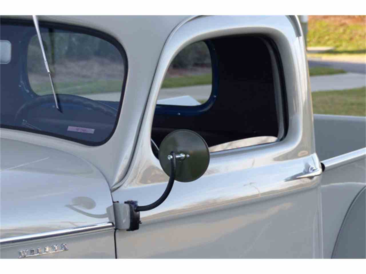 Large Picture of Classic 1940 Willys-Overland Jeepster located in Charlotte North Carolina - $45,990.00 Offered by Hendrick Performance - K7W7