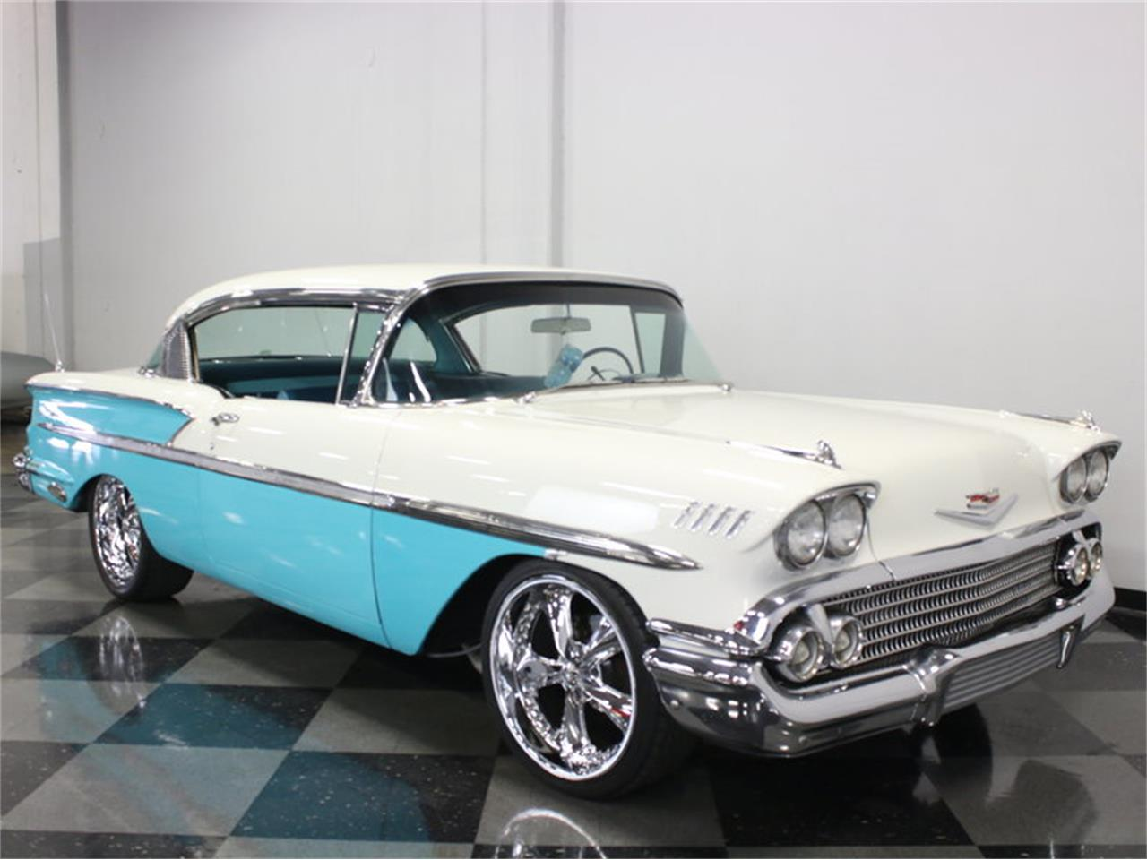 For Sale: 1958 Chevrolet Bel Air in Ft Worth, Texas