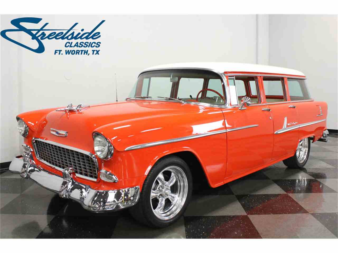 Large Picture of '55 Bel Air Wagon - K7WR