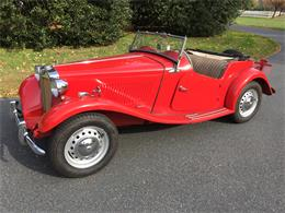 Picture of Classic 1953 MG TD - $30,000.00 Offered by a Private Seller - K5KO