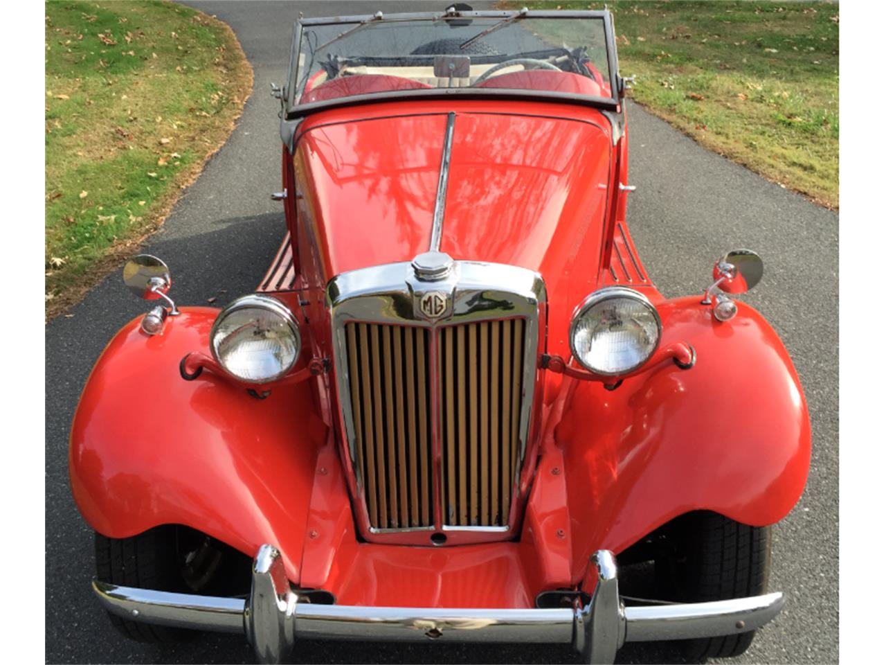 Large Picture of Classic '53 MG TD located in Maryland - $30,000.00 Offered by a Private Seller - K5KO
