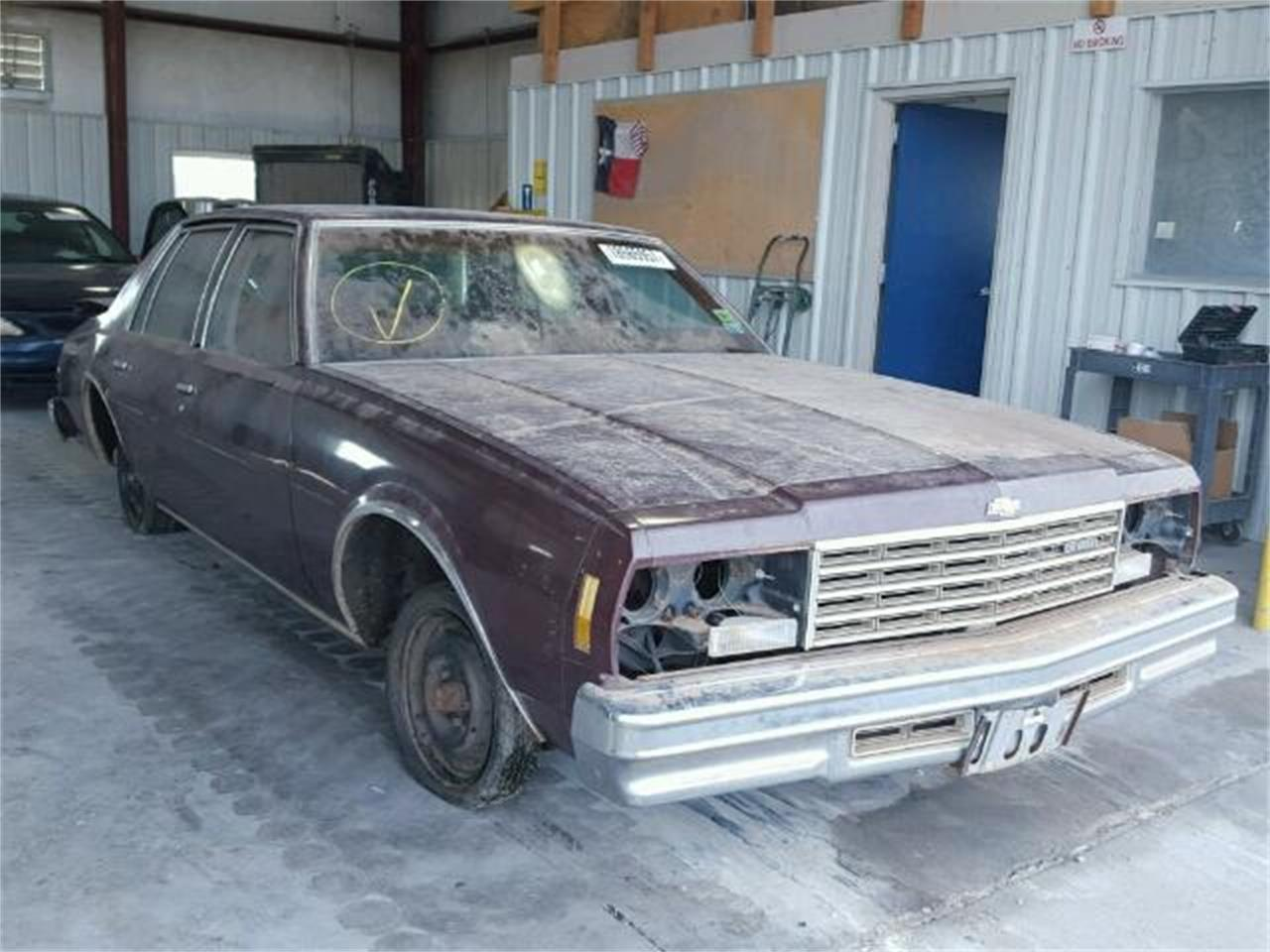 1978 Chevrolet Impala For Sale Classiccars Com Cc 943495