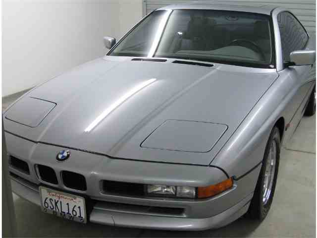 Picture of 1996 BMW 8 Series Offered by a Private Seller - K828