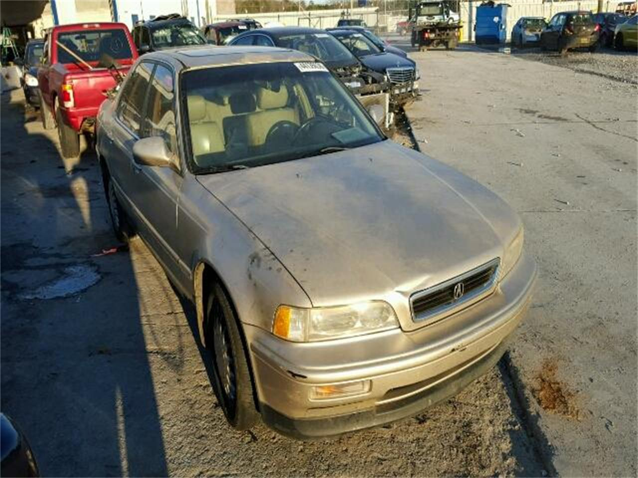 Acura Legend For Sale ClassicCarscom CC - 1993 acura legend for sale
