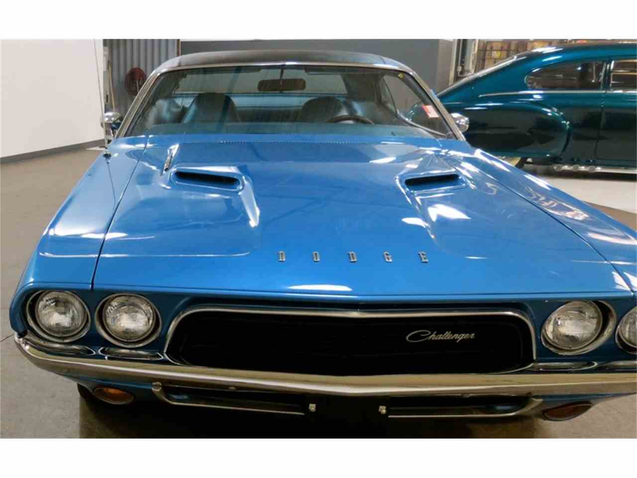 Large Picture of '72 Challenger - K89B