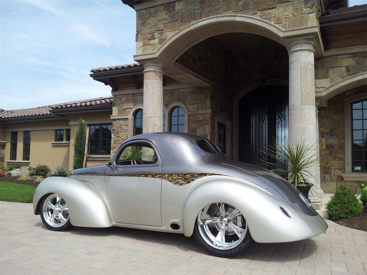 Large Picture of '41 Coupe Street Rod - K8BS