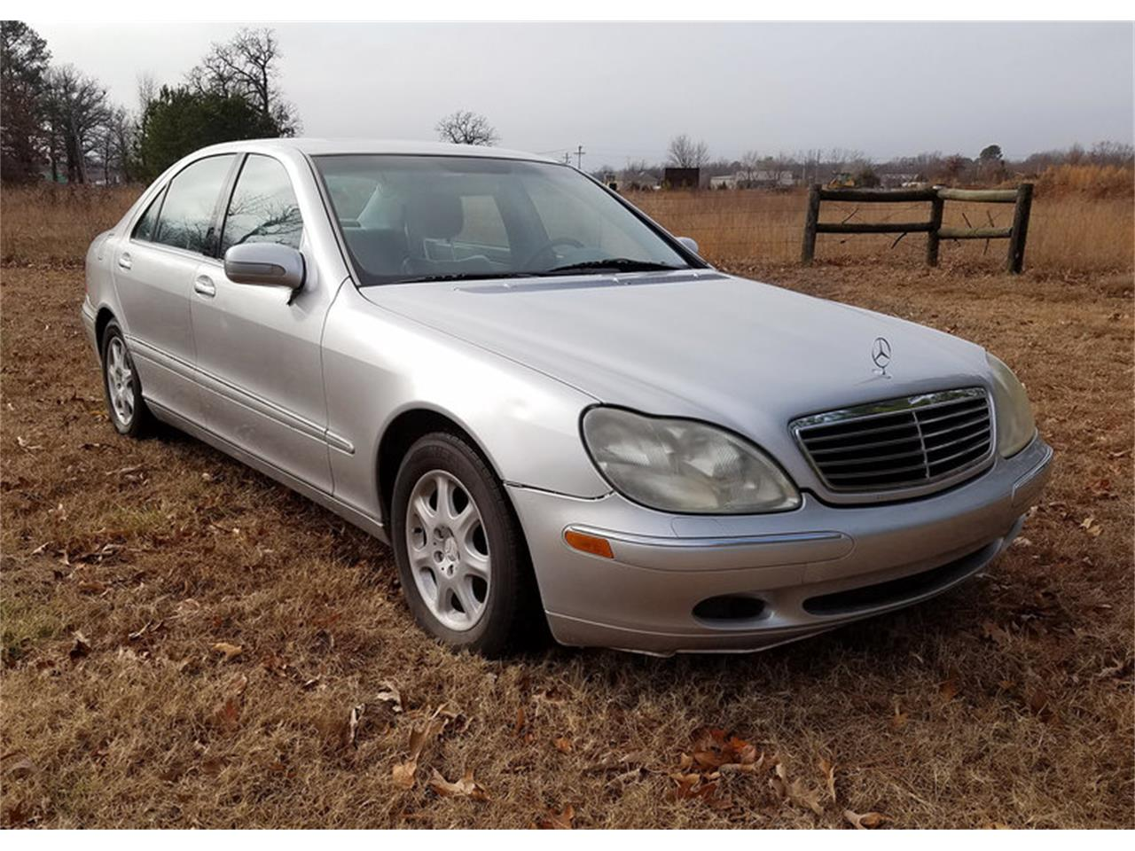Large Picture Of U002700 S500 Auction Vehicle Offered By Leake Auction Company    K8CB